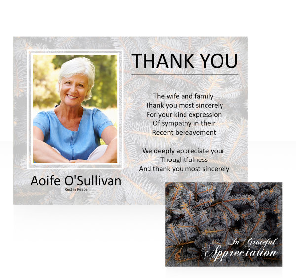 Acknowledgement Card-38