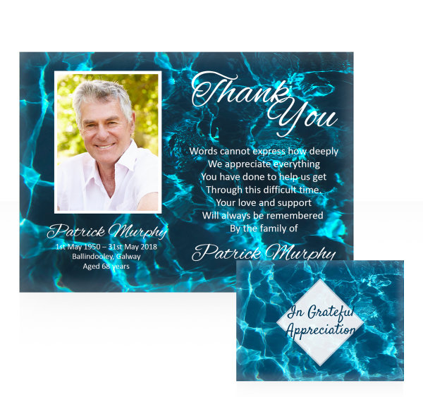Acknowledgement Card-40