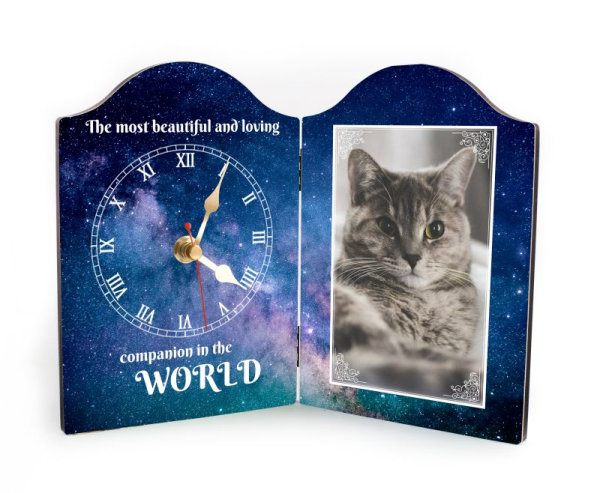 Pet Rectangular Clock-10