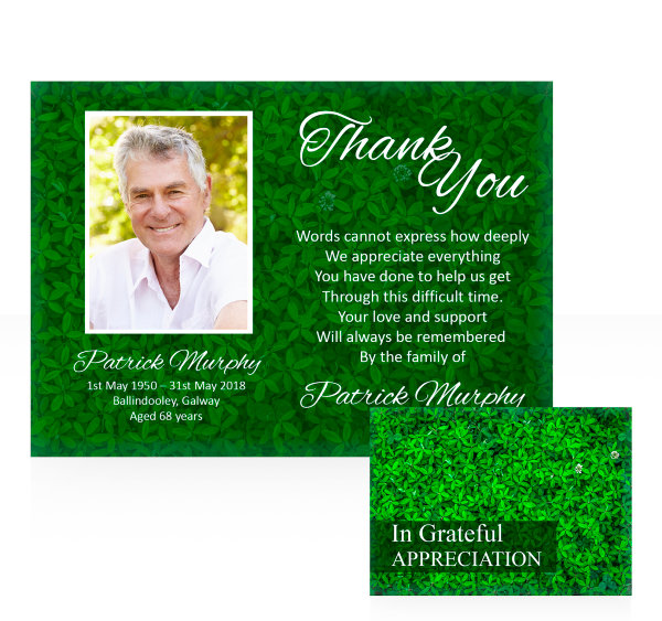 Acknowledgement Card-35