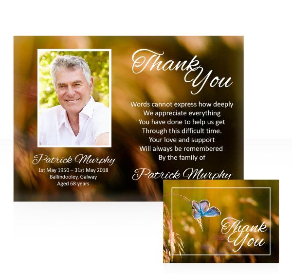 Acknowledgement Card-46