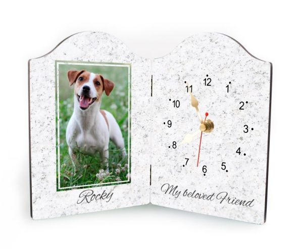 Pet Rectangular Clock-1