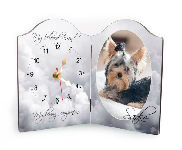 Pet Rectangular Clock-15